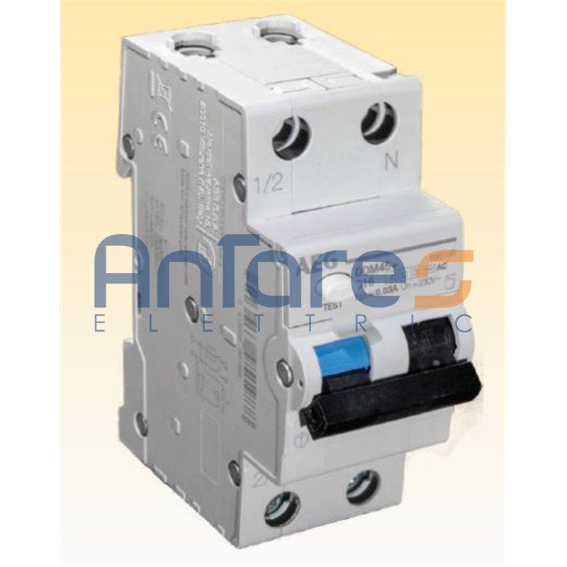 Capocorda 35mmq M8 4x anello press occhiello